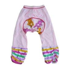 Nissen Celana Candy Zoo Pink-Celana Anak