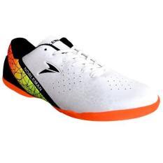 Cara Beli Nobleman Sepatu Futsal Fury White