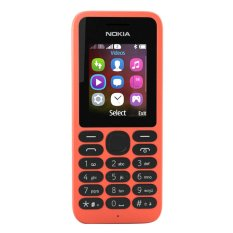 Review Nokia 130 Dual Sim Merah Nokia Di North Sumatra