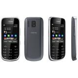 Diskon Nokia Asha 202 Silver Branded