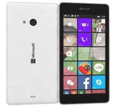 Nokia Microsoft Lumia 540 Dual SIM - 8GB - Putih