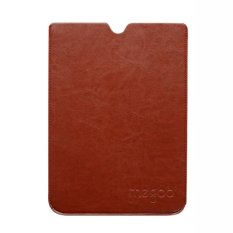 Beli Notebook Pu Leather Flap Sleeve Case Bag Pouch Cover For Microsoft Surface 3 Brown Murah Tiongkok