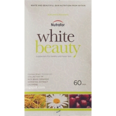 Jual Beli Nutrafor White Beauty 60 Kapsule North Sumatra