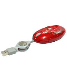 NYK Mouse Tarik Design NK1015 - Retract