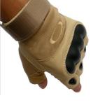 Spesifikasi Oakley Sarung Tangan Safety Half Pria Dan Wanita Import Merk Dbest