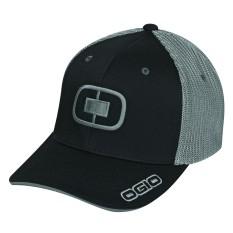 Ogio Golf Caps Ovent - Hitam - M/L