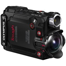 Olympus Stylus Tough TG Tracker Action Camera - Hitam