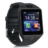 Iklan Onix Cognos Smartwatch Dz09 Gsm Sim Card Full Hitam Strap Karet