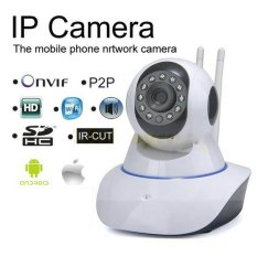 Toko Onvif Cctv Ip Camera P2P Onvif Hd 2 Antena Wifi 720P Night Vision Cctv Online