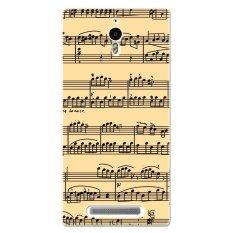 Spesifikasi Pc Plastik Musik Skor Case Untuk Oppo Find7 Hitam Merk Oem