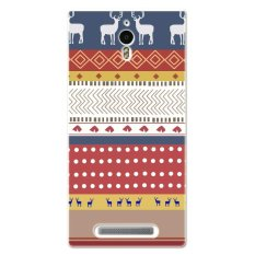 Beli Pc Plastic Christmas Reindeers Case For Oppo Find7 Multicolor Oem