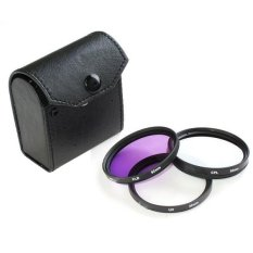 Optic Pro Filter Kit Mod 1 - UV+CPL+FLD 77mm