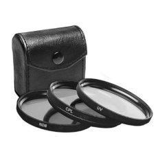 Optic Pro Filter Kit Mod 2 - UV+CPL+ND8 - 58mm