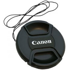 Optic Pro Tutup Lensa Lens Cap Canon 72Mm Asli