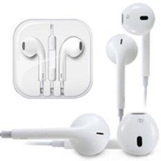 Tips Beli Original Handsfree Headset Apple Earphone Iphone 5 5C 5S Putih Yang Bagus