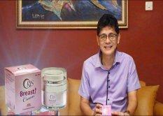 SaSaslim Oris Breast Cream - Pengencang dan Indah Payudara Dalam 7 Hari isi netto 20 ml