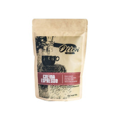 Diskon Otten Coffee Crema Espresso 500G Biji Kopi Otten Coffee North Sumatra
