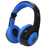 Situs Review Ovleng S99 Bluetooth Stereo Headset Biru