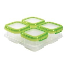 OXO Tot Baby Blocks Freezer Storage Containers (120 ml)