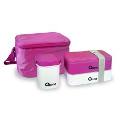 Harga Oxone Bento Block With Thermal Bag Ox 068 Terbaik