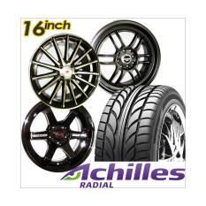 Promo Paket Cicilan 4 Velg Racing 16 Inch 4 Ban Achilles Gratis Pasang Kirim Jabodetabek Achilles Terbaru