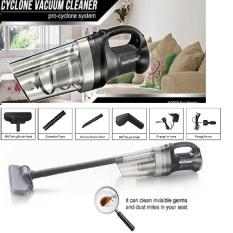 Paling Laku Turbo Cyclone Vacuum Cleaner - Vacum cleaner Cyclone- Hitam