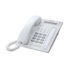 Panasonic Digital Proprietary Key Display Phone Telephone Telepon KX-T7730 - Putih