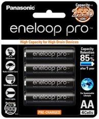 Panasonic Eneloop Pro Aa 2550Mah Isi 4 Baterai Panasonic Murah Di North Sumatra