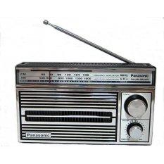 Panasonic Radio Rf-5250 AM - FM - Silver Klasik