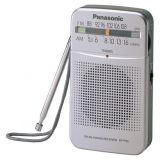 Review Pada Panasonic Radio Rf P 50 Silver