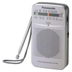 Beli Panasonic Radio Rf P 50 Silver Kredit