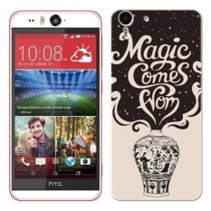 PC Plastic magic vase Case for HTC Desire eye multicolor