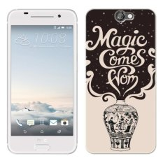 PC Plastik Magic Vas Case untuk HTC One A9 Multicolor