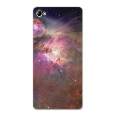 PC Plastic nebula space spectacle Case for Lenovo S90 Sisley multicolor