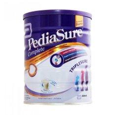 Jual Pediasure Complete Vanilla 850Gr