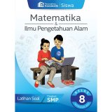 Jual Pesonaedu Koleksi Soal Digital Asesmatik Siswa Matematika Ipa Kelas 8 Pesonaedu Branded