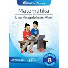 Harga Pesonaedu Koleksi Soal Digital Asesmatik Siswa Matematika Ipa Kelas 8 Branded