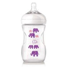 Jual Philips Avent 1 Bottle Natural 260Ml Elephant G*Rl Import