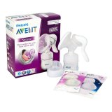 Spesifikasi Philips Avent Natural Breast Pump Manual Dan Harganya