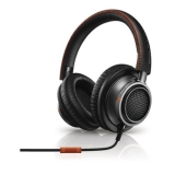 Harga Philips Fidelio L2 High Definition Headphone With Microphone Hitam Oranye Lengkap