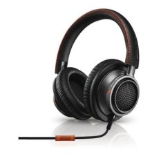 Jual Philips Fidelio L2 High Definition Headphone With Microphone Hitam Oranye Antik