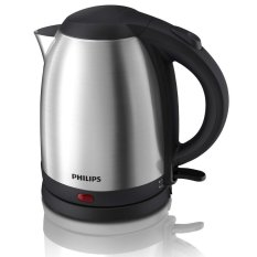 Review Toko Philips Hd9306 Kettle Elektrik Hitam Silver Online
