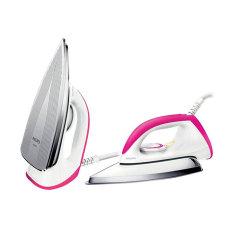 Dapatkan Segera Philips Setrika Hd 1173 40 Putih Pink