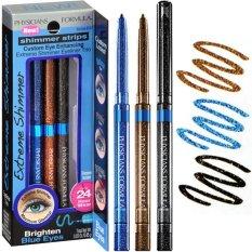 Beli Physicians Formula Shimmer Strips Custom Eye Enhancing Extreme Shimmer Eyeliner Trio Blue Eyes Online Murah