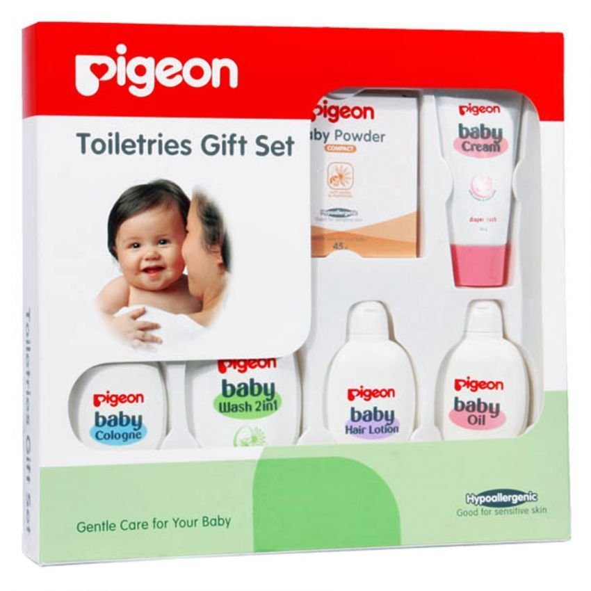 Pigeon Toiletries Gift Set