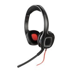 Jual Plantronics Gaming Headphone Gamecom 318 Black