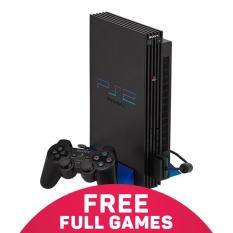 Refurbished Playstation 2 Fat Hardisk Lengkap