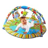 Ulasan Lengkap Tentang Pliko Playmat Playgym Elephant Fishing With Music And Light Matras Main Anak Gajah Memancing