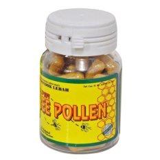 Harga Pondok Lebah Kapsul Super Bee Pollen 50 Kapsul Merk Pondok Lebah