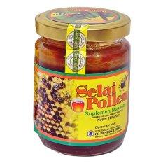 Harga Pondok Lebah Selai Pollen 250Gr Origin